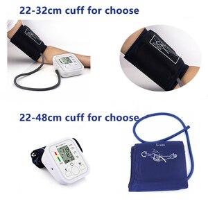 Image 5 - SaintHealth 자동 디지털 상완 혈압 모니터 심장 박동 속도 맥박 측정기 혈압계 혈압계