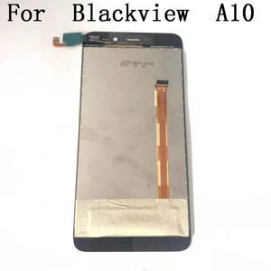 """Image 2 - Orijinal Blackview A10 yeni lcd ekran ekran + dokunmatik ekran Blackview A10 MT6580A dört çekirdekli 2GB RAM 16GB ROM 5 """"akıllı telefon"""