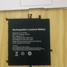 High quality News Laptop Battery for 34140156P 7.6V 4500mAH
