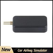 Carro airbag simulador emulador resistor bypass srs kit auto caminhão emulador srs falha encontrar ferramenta de diagnóstico ferramenta de reparo do carro