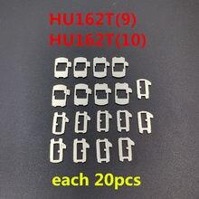 HU162T(9) Accesorios de reparación lengüeta de bloqueo de coche para VW HU162T(10) placa de bloqueo para Audi Total 360 Uds.