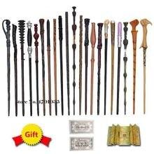 Magic wand without Box Snape Ginny Ron Hermione Dumbledore Luna Magic Wand The Marauder's Map Ticket as Gift wizarding world of magic wand wand magic luna lovegood wand with box