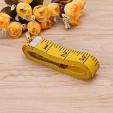 Портативная рулетка для измерения размеров тела швейная клейкая