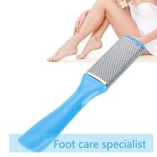 1 pçs 2020 venda quente profissional arquivo de pé pedicure pé ralador ferramentas de cuidados rasp calcanhar ralador pele dura morta calo removedor