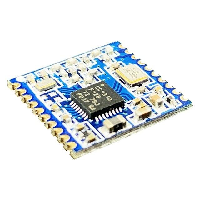 CC1310TR4 433mhz Sub 1Gワイヤレスrfモジュール工場出荷時のデータ伝送433mhz CC1310 rfモジュール