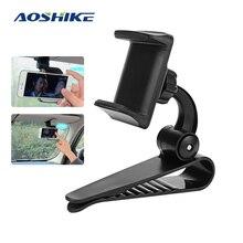 AOSHIKE 1PCS Universal Car Clip Sun Visor Car Phone