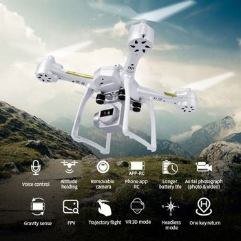S31 Mini drone Quadcopter  RC drone with 1080P Camera Long Endurance One Key Return Altitude Holding Headless Mode 6 Axis Gyro