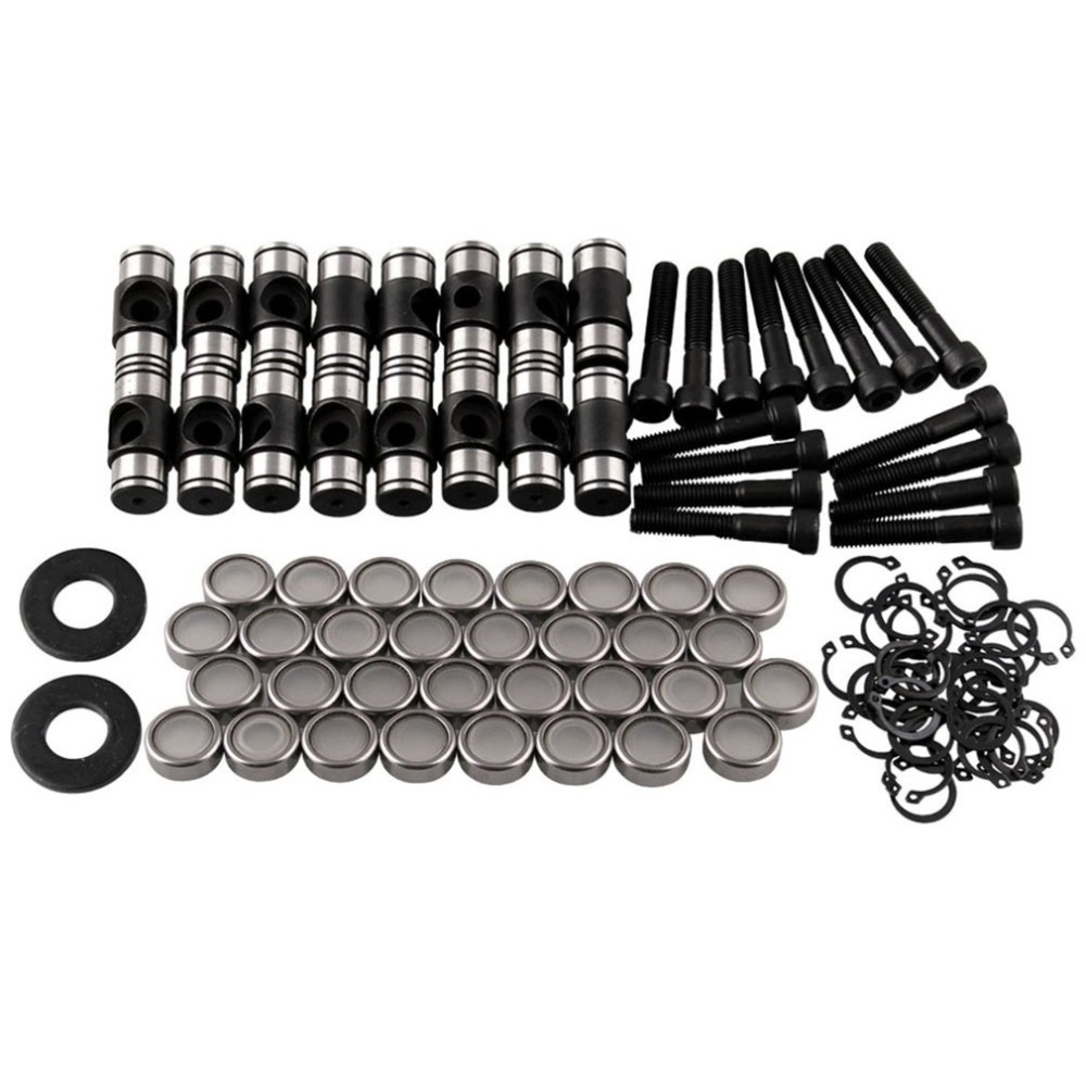 Rocker Arm Trunion Kit For LS1//LS2//LS3//LS6//LS7 –4.8//5.3//5.7//6.0//6.2//7.0 Engines