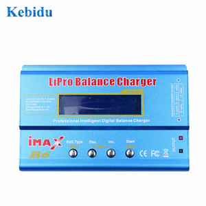 Image 5 - KEBIDU  iMAX B6 Lipro NiMh Li ion Ni Cd RC Battery Balance Digital Charger for NiMH NiCd Battery 60W Max
