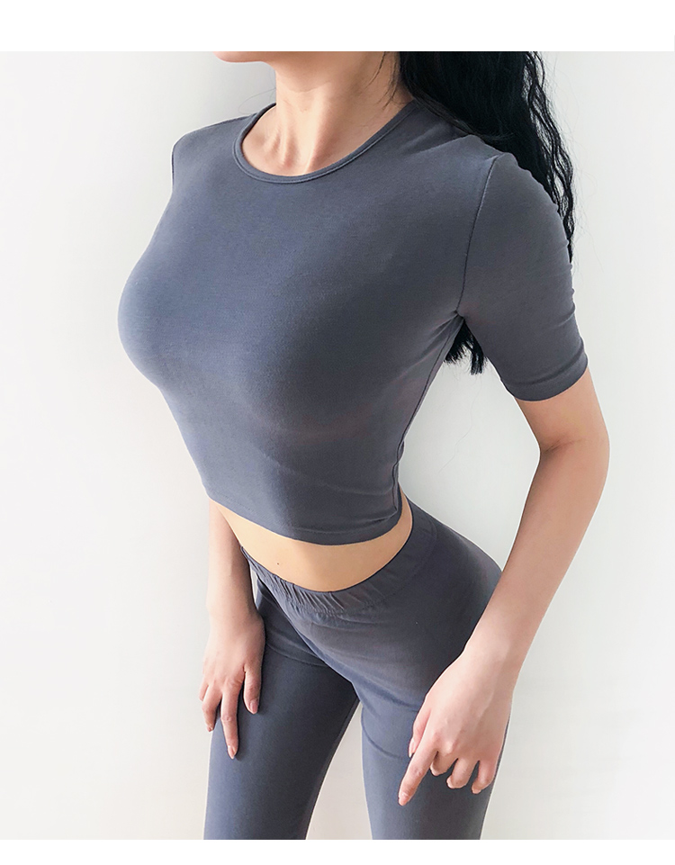 Camisas Manga Curta para Workout Correr Desporto