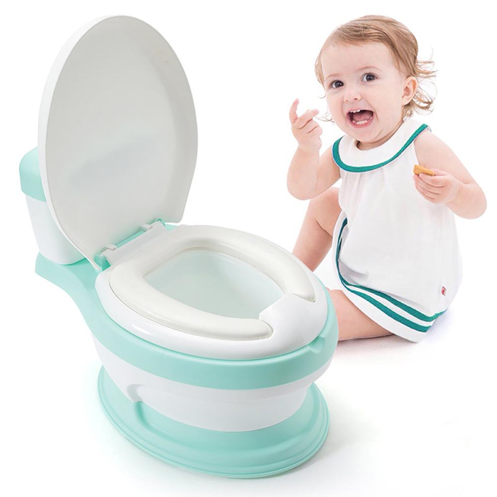 3 In 1 Kids Toddler Potty Toilet Training Seat Step Stool With Splash Guard New