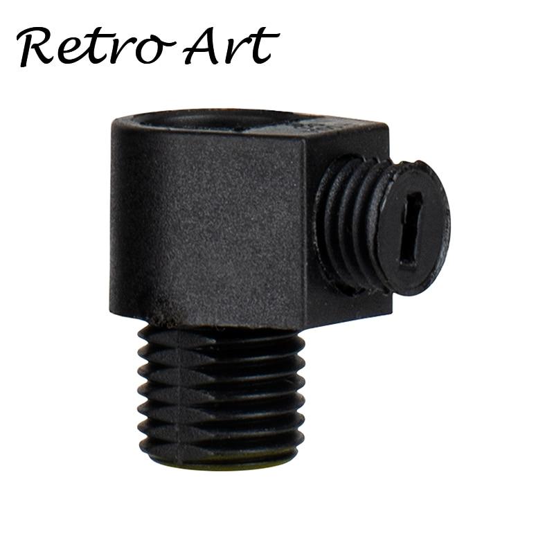 Threaded Cord Grip Plastic Strain Relief Wire Cap Lamps Light Socket Cord Grip Strain Relief