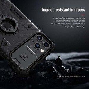 Image 4 - Pour iPhone 11 étui Nillkin CamShield armure couverture pour iPhone 11