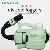 Hand held electric ULV cold fogger machine sprayer