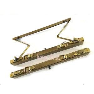 Image 1 - Sac à main Vintage Anti bronze de 14 pouces (35cm), cadre pour médecin
