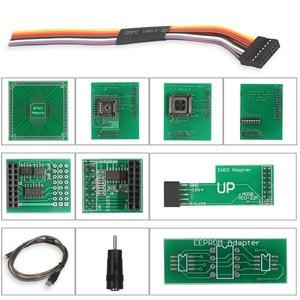 Image 5 - XPROG V6.26 V6.12 V6.17 להוסיף הרשאה חדשה V5.86 V5.55 V5.84 X PROG M מתכת תיבת XPROG M ECU מתכנת X פרוג M מלא מתאמים