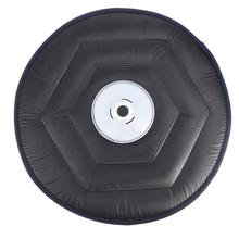 цена на Non-slip Car Seat Revolving Rotating Cushion Swivel Foam Mobility Aid Seat Cushion In Chair Tie On Pad Dark Blue 40