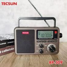 Originale Tecsun RP309 WAV SCIMMIA FLAC Bluetooth Altoparlante Portatile FM SW MW Radio USB di DEVIAZIONE STANDARD TF carta di MP3 Lettore Radio