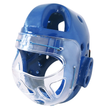 Практическая защита головы, защита для соревнований, боевое искусство, каратэ, аксессуары для таэквондо, износостойкий боксерский шлем для детей и взрослых, тренировочный