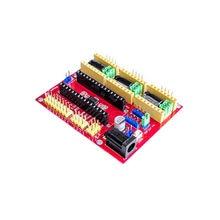 New CNC Shield V4 shield v3 Engraving Machine / 3D Printer / A4988 Driver Expansion Board for arduino Diy Kit