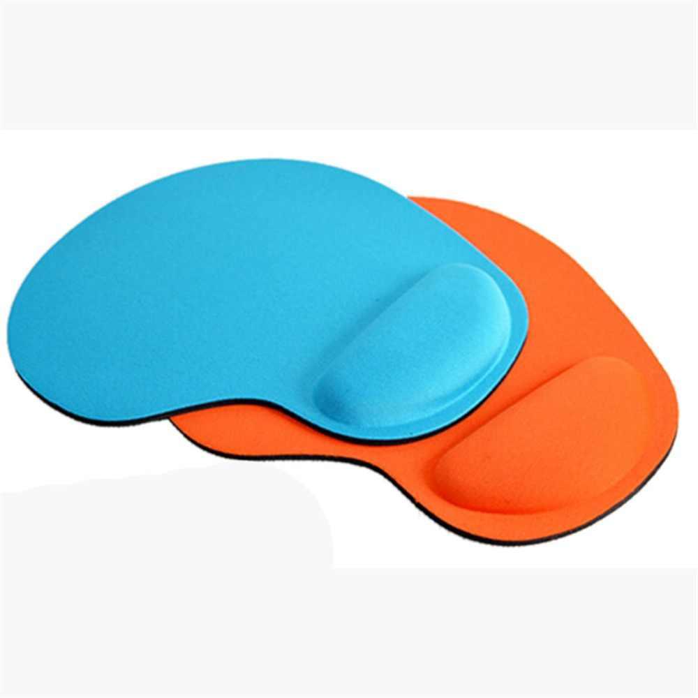 マウスパッドとトラックボール PC 厚みマットシリコンリストレストマウスパッドゲーマーマウスマットデスクトップ Pc のコンピュータ CSGO Dota2 笑