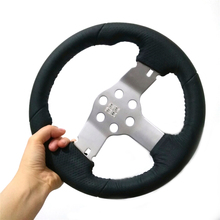 Racing Simulator Steering Wheel Leather Wheel for Logitech G