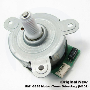 цена на Original New For HP M601 M602 M603 M604 M605 M606 601 602 603 604 605  Main Motor Toner Drive Motor RM1-8286 RM1-8357 RM1-8358