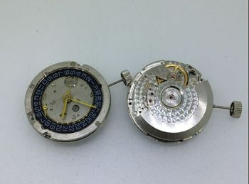 ST 2557 Movement GMT Small Second Hand Date Automatic Watch Movement