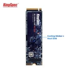 Kingspec m.2 ssd 120gb 256gb 512gb 1tb ssd 2tb disco rígido m2 ssd m.2 nvme pcie ssd disco rígido interno para desktop portátil msi