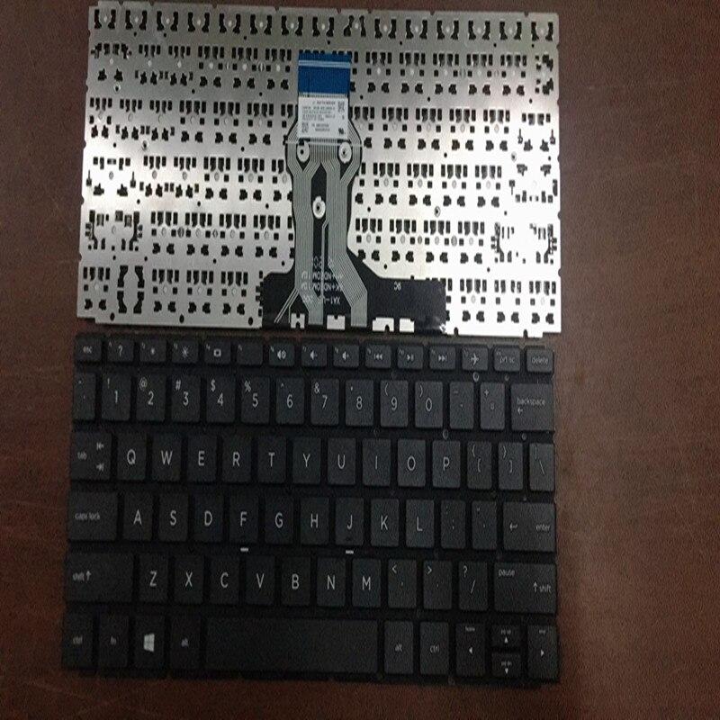 Новый ноутбук США клавиатура для hp 11-AD 11M-AD без рамки