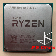 CPU Processor R7 2700 Amd Ryzen Eight-Core Sinteen-Thread 16M Ghz 65W AM4 Yd2700bbm88af-Socket