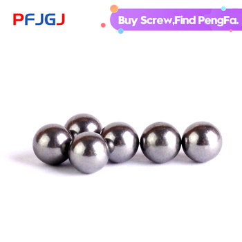 Peng Fa 1Pcs-500Pcs 1mm1.2mm2mm6mm7mm-30mm teel ball on stainless steel and high carbon steel precision solid rotating bearing image