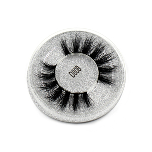 Image 2 - AMAOLASH 3D Mink Lashes Cruelty Free Mink False Eyelashes Natural Handmade Eyelash Extension Makeup Fake Eye Lashes