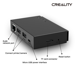 Image 2 - CREALITY 3D Printer Parts WiFi Cloud Box Relevant Parameters Set Up Directly By The APP Of Creality Cloud