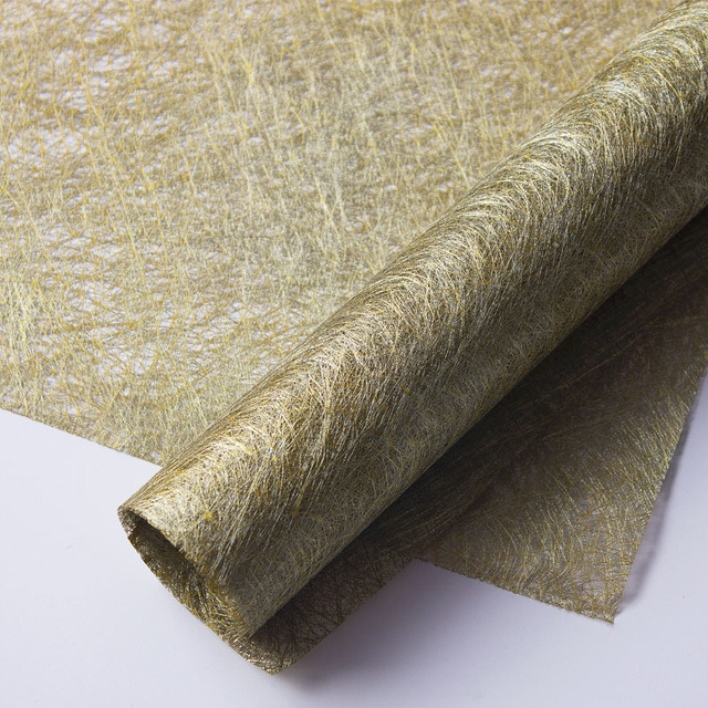 Gift Wrap Paper Wrapping Paper 3 Sheets Flowers Bouquet Wrapping Silkworm Paper DIY Florist Craft Material Gift Packaging Paper Wedding Decor Scrapbook Origami Color : Beige