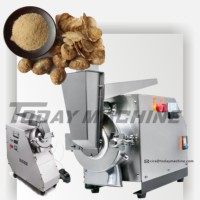 High Efficiency Chinese Medicine Crusher/Herb Grinder for Sale