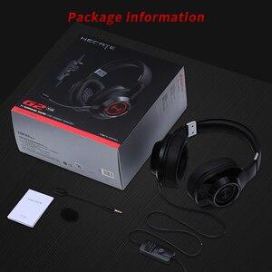 Image 5 - EDIFIER G2II אוזניות משחקי 7.1 סראונד 50mm יחידת נהג RGB דינמי תאורה אחורית מערכת מיקרופון עם רעש ביטול