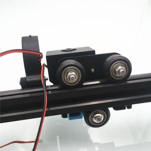 Image 1 - Экструдер в сборе Funssor Creality Ender3/для 3D принтера CREALITY, 12/24 В, 1,75 мм