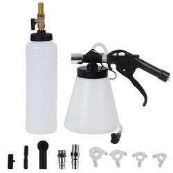 HiMISS автомобильный тормозной жидкости Bleeder инструмент Замена тормозного масла комплект Инструменты для ремонта автомобиля