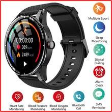 Monitor Smartwatch Fitness-Tracker Bluetooth Sports Xiaomi Women for Music-Player Blood-Oxygen