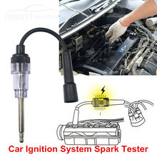 2020 Car Ignition System Tester Automobile Spark Plug Test Tool Mini Auto Ignition Coil Wire Testers(China)