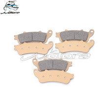 Motorcycle Front Rear Brake Pads for VTX1800 2002-2008 GL1800 2001-2015 ST1300 2002-2007 ST1100 1996-2002