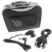 Высокая FidelityB Кассетный преобразователь сигнала кассеты в стеро MP3 конвертер плеер#0318