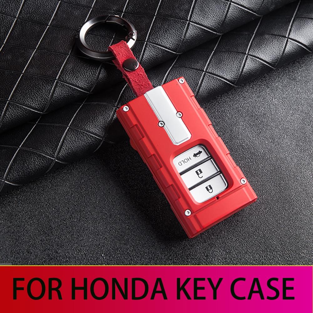 For Honda Key Case Suitable For Civic  Accord CR-V CITY Keycase VTEC Honda K20 Engine Shape Keycase
