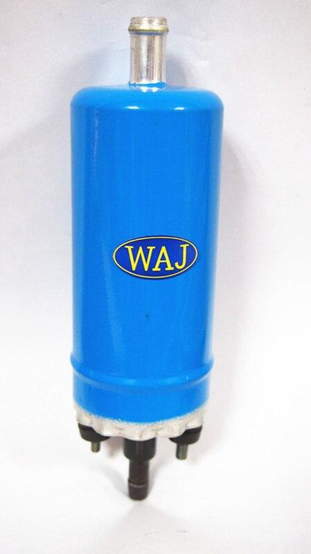 Elektrické palivové čerpadlo WAJ Inline External Frame Mount nahrazuje # 0580464070