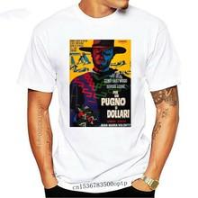 Fistful of Dollars Spaghetti Western, Clint Eastwood T-Shirt Cool Casual Pride T Shirt Men Unisex New Fashion Tshirt Free