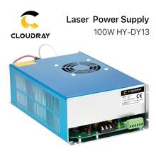 Cloudray DY13 Co2 אספקת חשמל לייזר RECI Z2/W2/S2 Co2 צינור לייזר חריטה/מכונת חיתוך DY סדרה