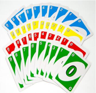 New PVC Standard Playing Cards Family Entertainment Board Game Fun Poker Card Game Waterproof Opaque Playing Cards 108 Cards/set