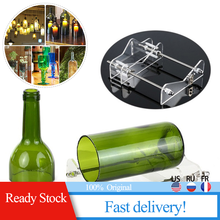 Glass Bottle Cutter Acrylic Adjustable Machine For Wine/Beer Bottles DIY Cutting Wine Beer