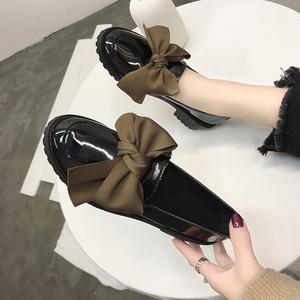 Plus Size Oxfords Women Shoes